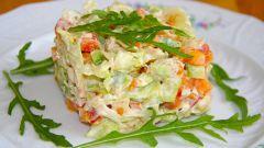 Как сделать салат с авокадо и курицей