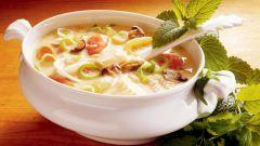 Как готовить овощные супы