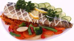 Как приготовить рыбу под сметаной с коньяком