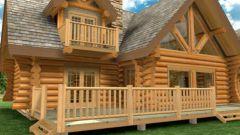 Как построить деревянный сруб