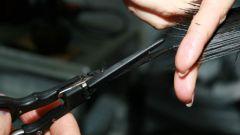 Что такое стрижка горячими ножницами