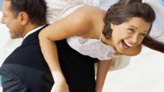 Как придумать интересный конкурс на свадьбу