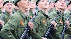 Как проходит парад Победы на Красной площади