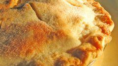 Как испечь яблочный пирог с апельсиновым соком