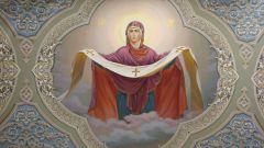 Когда отмечается Покров Пресвятой Богородицы