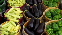 Как выбирать овощи и фрукты на рынке