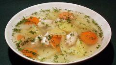 Как приготовить куриный суп с фасолью