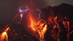 Когда происходят извержения вулканов