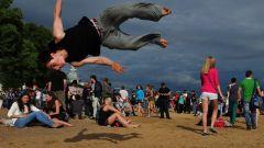 Как организовать опен эйр на берегу