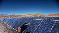 Как работают солнечные электростанции