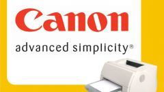 How put driver for Canon printers