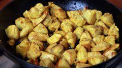 Как приготовить курицу с имбирем и персиками