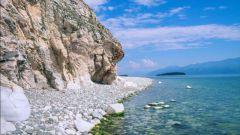 Where to vacation on lake Baikal