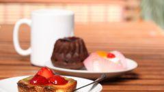 Как приготовить кекс с сухофруктами