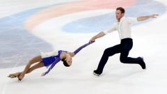 Зимние олимпийские виды спорта: фигурное катание