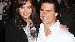 Почему Том Круз и Кэти Холмс развелись