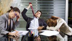 Как жить с хроническим трудоголиком