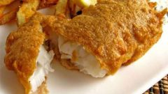 How to cook fish in beer batter