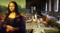 Где нашли останки моны Лизы
