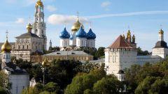 Where to go in Sergiev Posad