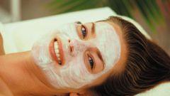 Как сделать маску для лица из пахты
