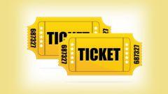 Как узнать, есть ли билеты на концерт