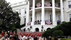 Как отметили День независимости США в 2012 году