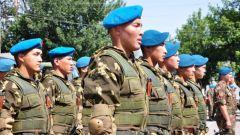 Как проходит День Национальной гвардии Кыргызстана