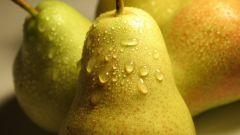 Как сделать грушу с перцем