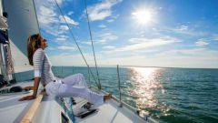 Как научиться управлять яхтой