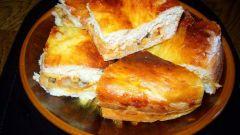Как приготовить пирог с капустой и маком
