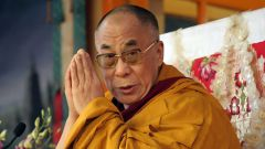 Как поздравляют Далай-ламу