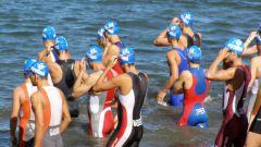 Летние олимпийские виды спорта: триатлон