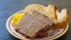 Как сделать пате из свиной печени с можжевельником