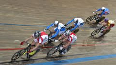 Летние олимпийские виды спорта: трековые велогонки