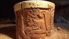 Как в Мексике обнаружена гробница принца индейцев Майя