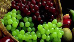 Как сделать моченый виноград
