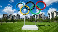 Кто имеет право жить вместе со спортсменами во время Олимпиады