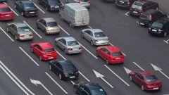 Почему москвичи стали ездить медленнее