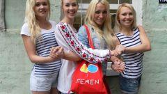 Чем занимается группа Femen