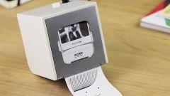 Как работает мини-принтер для iPhone