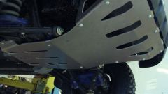 Как выбрать защиту картера двигателей