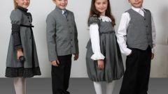 Как одеть ребенка на 1 сентября