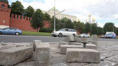 Почему в Москве отказались от плитки