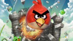 Как работает контроллер для Angry Birds