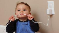 Как обеспечить безопасность детей дома