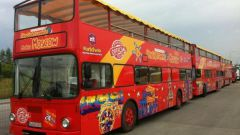 Когда в Москве появятся двухэтажные экскурсионные автобусы