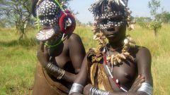 Как празднуют Энкутаташ в Эфиопии