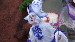 Как прошел первый фестиваль уличных театров в Москве