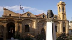 Как празднуют Воздвижение Креста Господня на Кипре